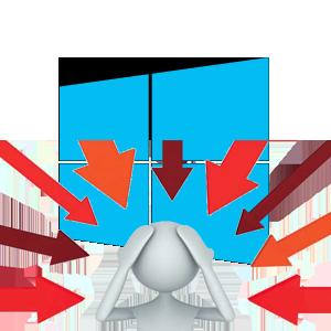 Не работает нижняя панель на рабочем столе Windows 10