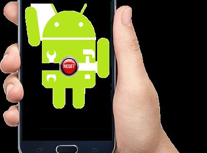 Как сделать сброс настроек на Андроид