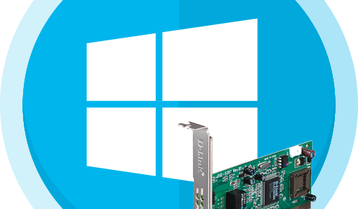 Драйвер для сетевой карты на Windows 10