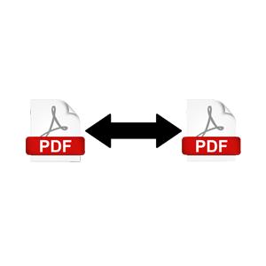 Объединяем PDF файлы онлайн